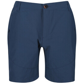 Regatta Highton Mid Shorts Heren, dark denim